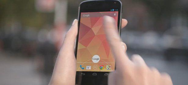 Nexus 4 cabecera Where to buy Google Nexus 4