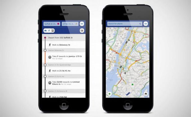 Nokia launches its HERE Maps, joining the war between ...