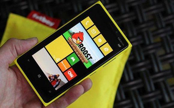 Nokia Lumia 920 windows phone Desembarca el Lumia 920 de Nokia, buque insignia de Windows Phone 8