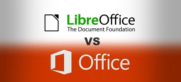 Office 2013 vs LibreOffice 4 featured
