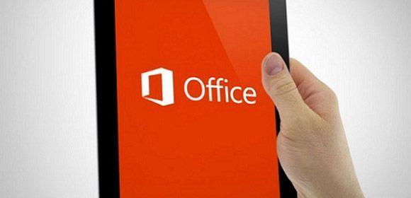 Office iOS y Android Microsoft Office llegará a iOS y Android en 2013