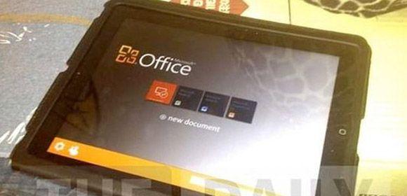 Office para iPad Microsoft Office llegará a iOS y Android en 2013