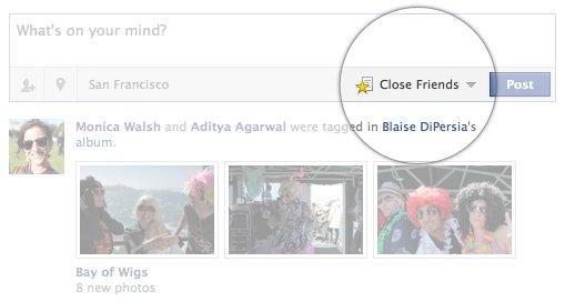 Pantallazo 3 Cómo funcionan las listas inteligentes de Facebook