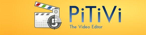 Pitivi logo PiTiVi, un potente, rápido y eficaz editor de vídeos para Linux