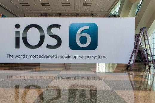 Presentación del iOS 6
