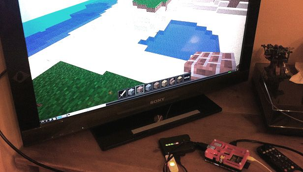 Raspberry Minecraft