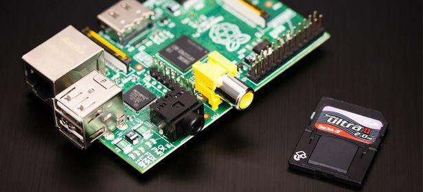 Raspberry Pi cabecera