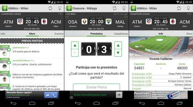 Resultados-Futbol-screenshot-1