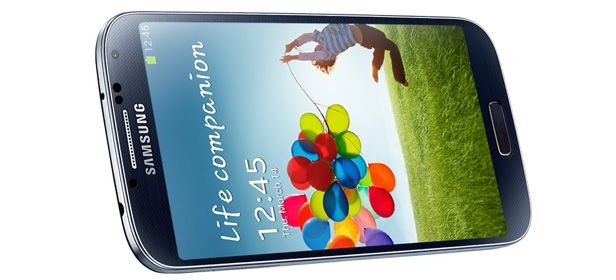 Samsung Galaxy S IV captura