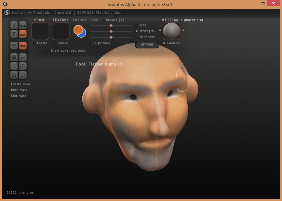 Sculptris-screenshot