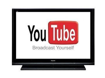 Se podrá ver televisión a través de YouTube a partir de 2012