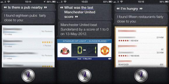Siri iOS 6 Ya está iOS 6 disponible para todos los usuarios