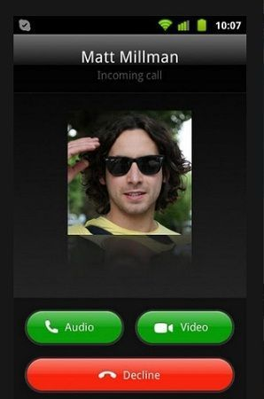 Skype 2.6 para Android