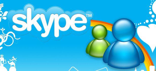 Skype absorbe Windows Live Messenger cabecera