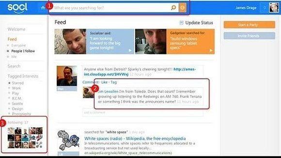 Socl, la red social en la que está trabajando Microsoft
