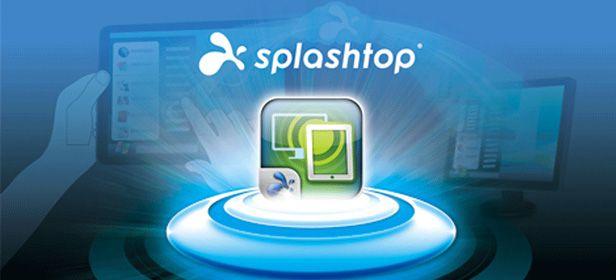 Splashtop cabecera Splashtop: Controla tu equipo desde iOS o Android