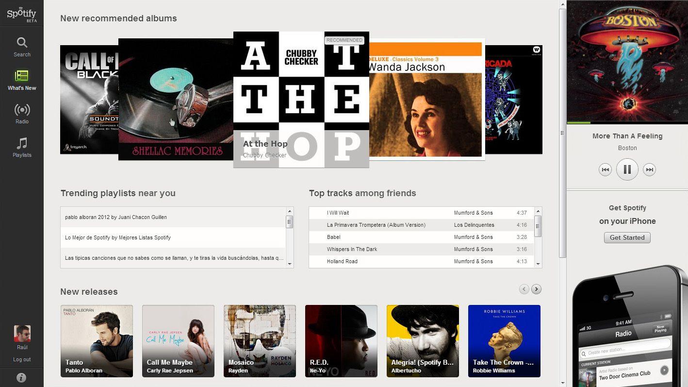 Spotify Web 2 Todo sobre la versión web de Spotify y cómo acceder a ella hoy mismo