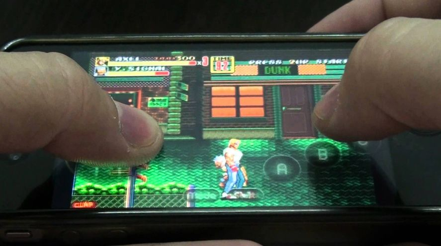 Streets-Of-Rage-emulator