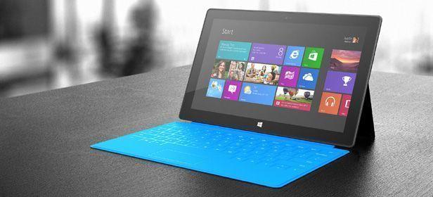 Surface Pro cabecera