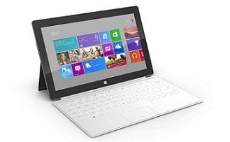Surface, la tablet de Microsoft