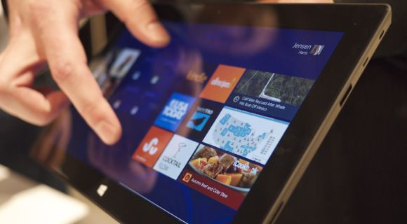 Surface tablet imagen Windows 8 y el tablet Surface llegarán a finales de mes