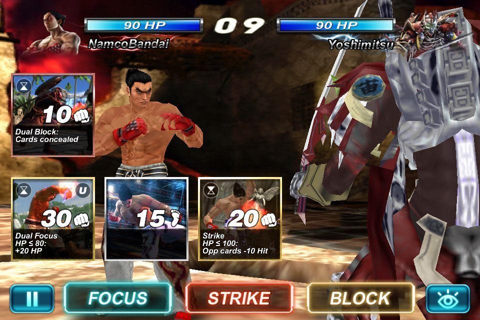 Tekken Card