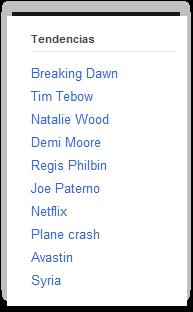 Trending Topics Google Plus Google+ sigue mejorando su red social añadiendo tendencias y búsqueda avanzada