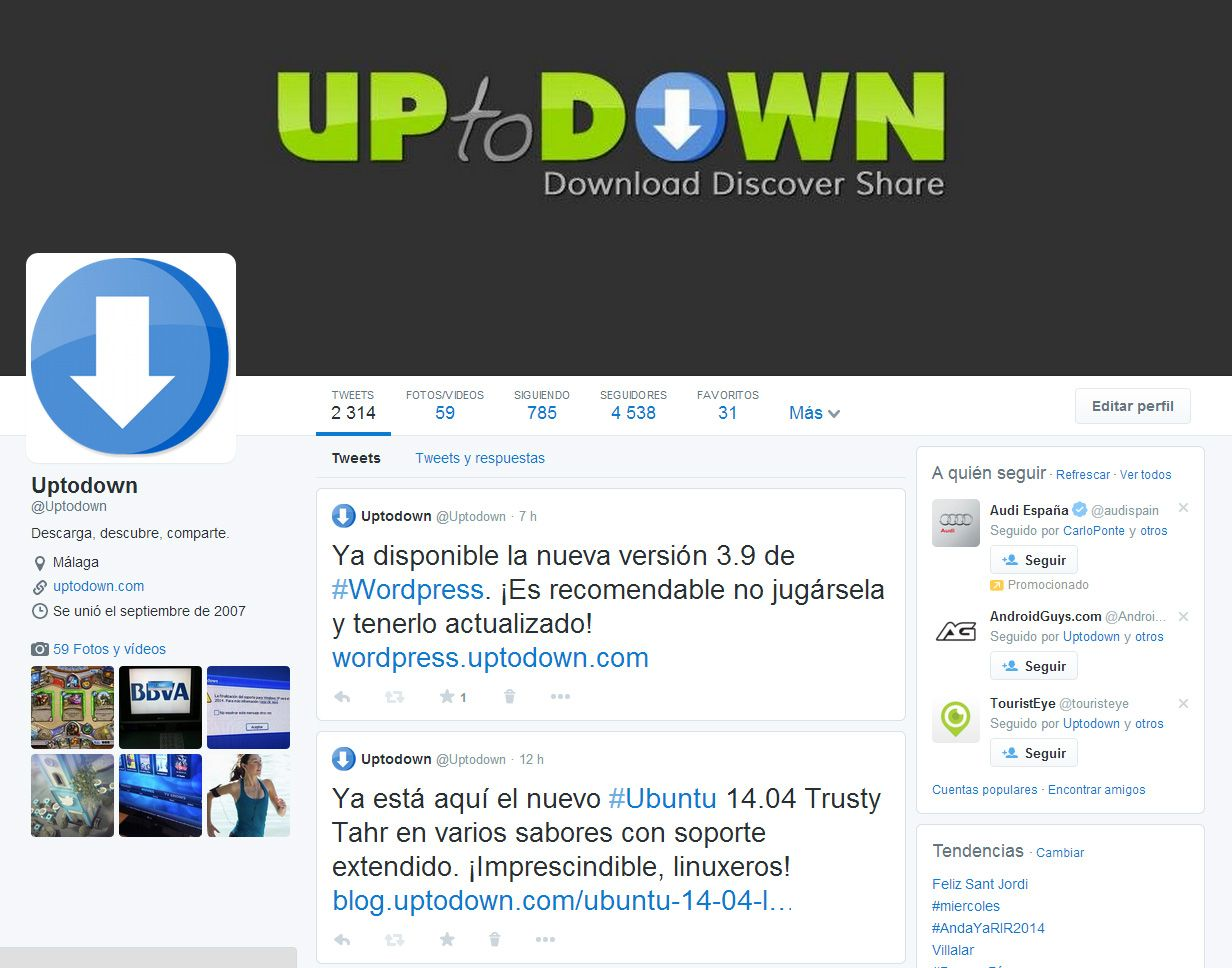 Twitter-Uptodown
