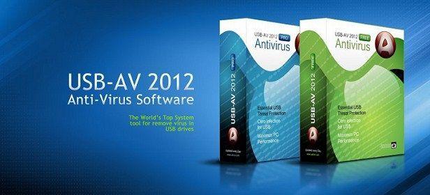 USB-Antivirus, memorias USB, Antivirus