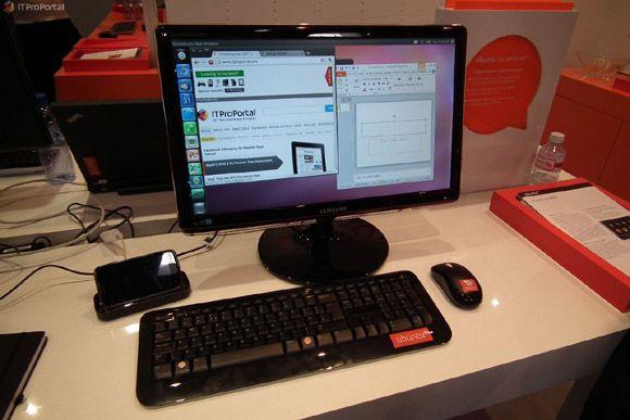 Ubuntu Android PC Ubuntu para Android, el plan multiplataforma de Canonical