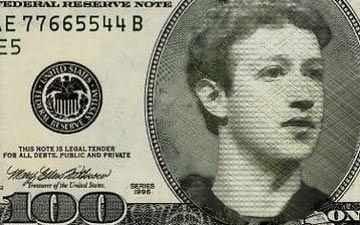 Venden acciones falsas de Facebook