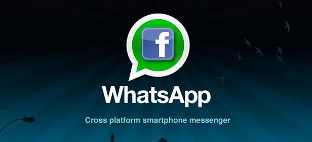 Whatsapp Facebook Facebook might buy Whatsapp