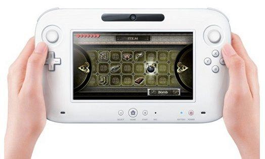 Wii U de Nintendo con tecnología NFC confirmada para fines de este 2012