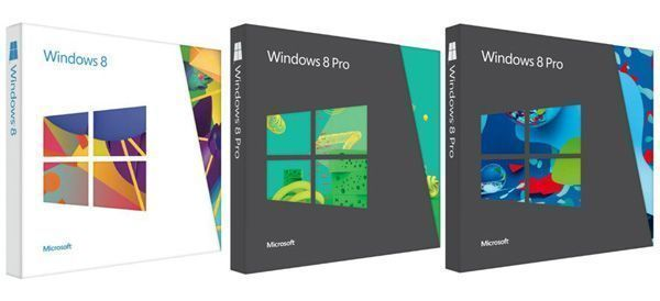 Windows-8-Versions