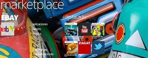 Windows Phone Marketplace alcanza las 50.000 aplicaciones disponibles, mucho o poco....