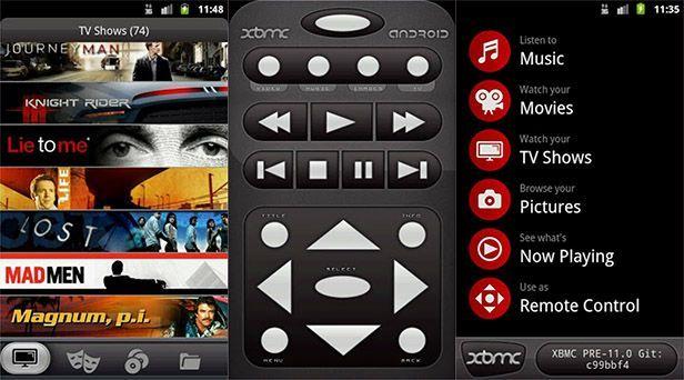 XBMC-mando