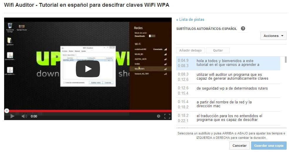 YouTube-subtitulos