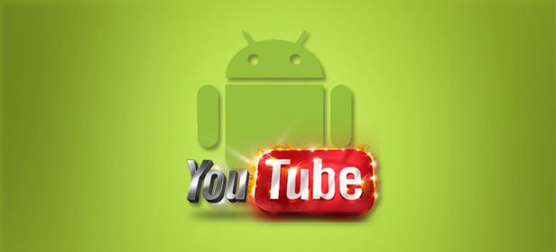 Youtube Android cabecera