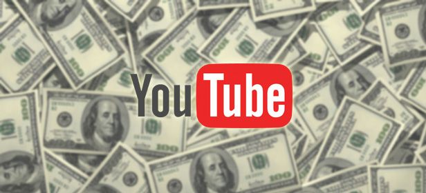 Youtube pago cabecera
