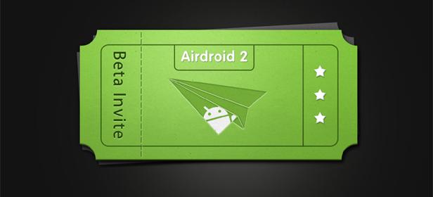 airdroid 2 beta Ya disponible AirDroid 2 Beta con increibles mejoras