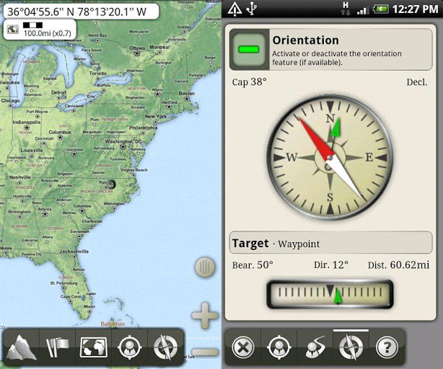 AlpineQuest GPS
