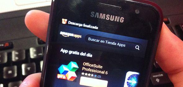 amazon app store feat Amazon App Store ya está disponible en España