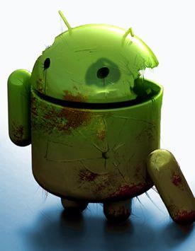 android 1 McAfee confirma que Android es el blanco de malware móvil