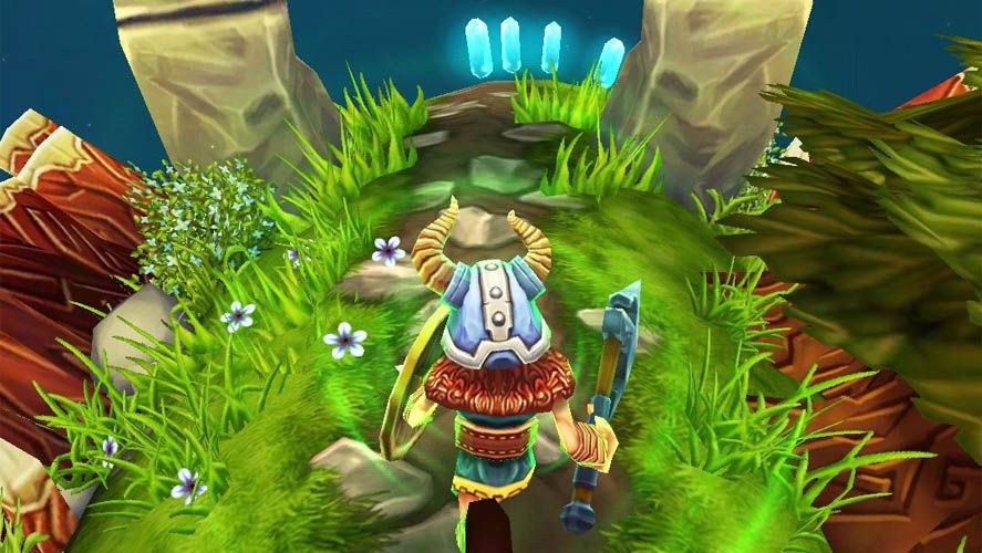 Asgard Run Android screenshot