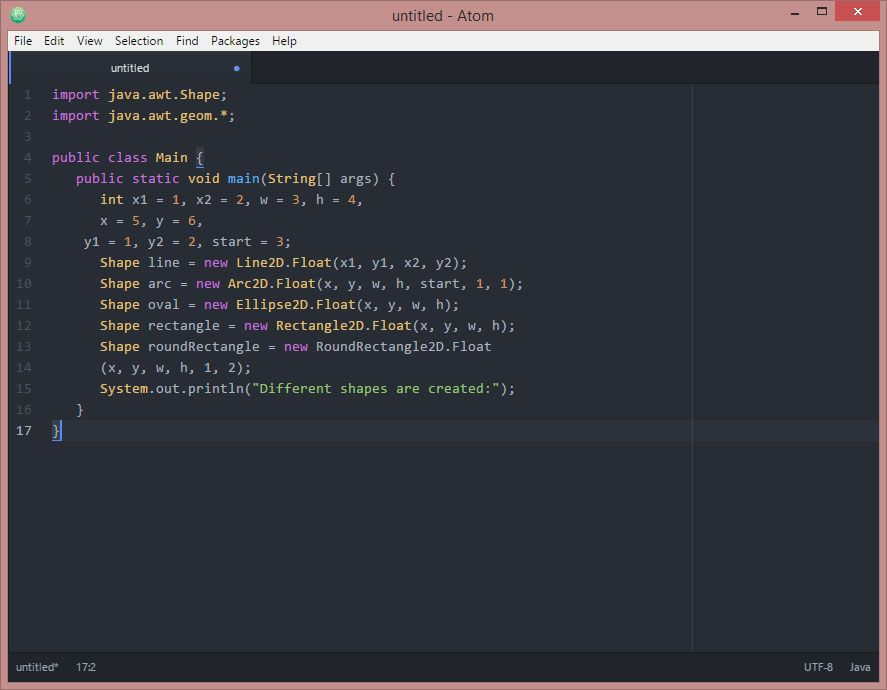 Atom The Text Editor Created By Github