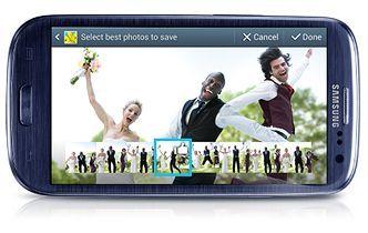 bestphoto Samsung presenta el nuevo Galaxy S III