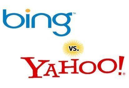 bing vs yahoo Bing supera a Yahoo! como el segundo buscador más usado