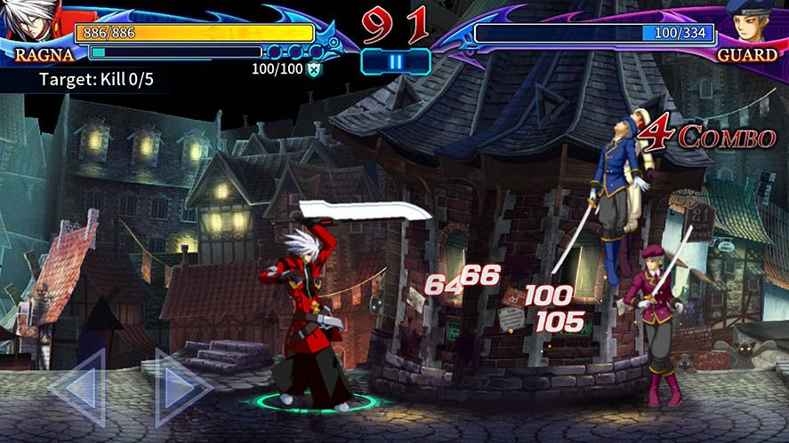 BlazBlue RR Android