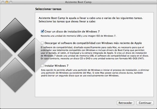 bootcamp13 Instala facilmente Windows en Mac a través de USB