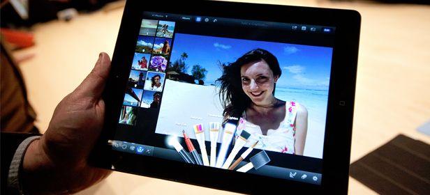 cabecera ipad tablet EEUU Uno de cada cuatro estadounidenses tiene un tablet